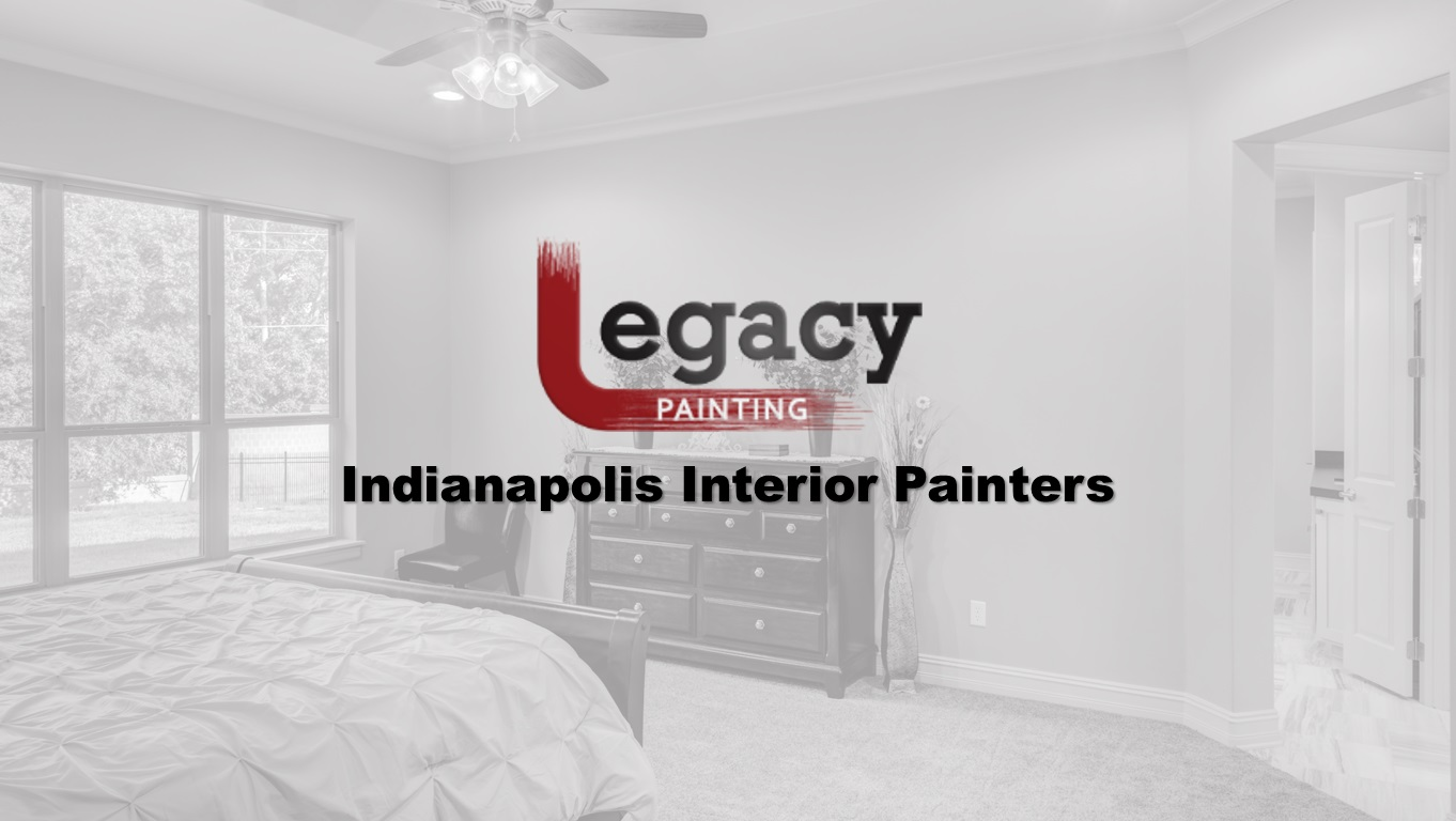 Residential Interior Painting Legacy Painting